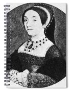 Catherine Howard (1520-1542) Spiral Notebook