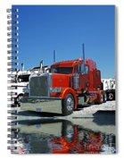 Catr3080-13 Spiral Notebook