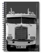 Catr3137-13 Spiral Notebook