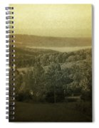 Catskill Mountains New York  Barn-shandelee - Featured In Comfortable Art And All About Ny Groups Spiral Notebook