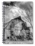 Cattaraugus County Barn 6160b Spiral Notebook