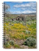 Cattle Camp Spiral Notebook
