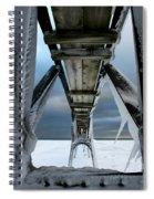 Catwalk Spiral Notebook