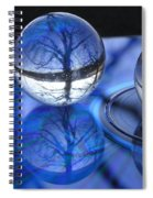 Caught In Time Spiral Notebook