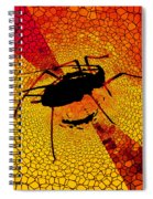 Caught Spiral Notebook