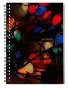 Caution Spiral Notebook