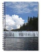 Cave Falls Spiral Notebook
