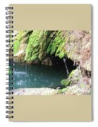 Cave Kisses Spiral Notebook