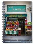 Cave La Tonnelle Spiral Notebook