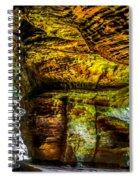 Cave Land Spiral Notebook
