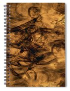 Cave Painting Spiral Notebook