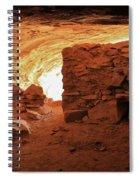Cave Ruin 2 Spiral Notebook