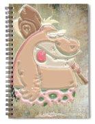 Caveman Spiral Notebook