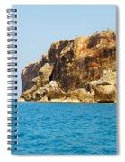 Cayman Brac And Lil Cyb Spiral Notebook