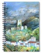 Cazorla 02 Spiral Notebook