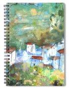 Cazorla 03 Spiral Notebook