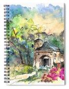 Cazorla 07 Spiral Notebook