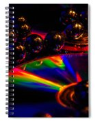 Cd Art 3 Spiral Notebook
