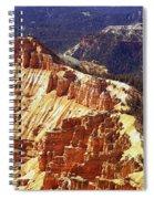 Cedar Breaks Utah Spiral Notebook