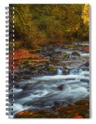 Cedar Creek Morning Spiral Notebook