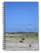 Cedar Island Ponies Spiral Notebook