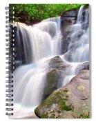 Cedar Rock Creek Falls Spiral Notebook