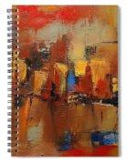Cefalu Spiral Notebook