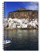 Cefalu - Sicily Spiral Notebook
