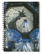 Ceiling Sails Spiral Notebook