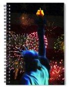 Celebrate America Spiral Notebook
