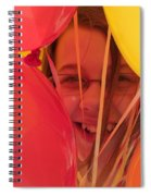 Celebrating Spiral Notebook