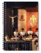 Celebrating God Spiral Notebook