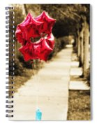 Celebrating The Journey Spiral Notebook