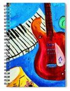 Celebration Hoboken #1 Spiral Notebook