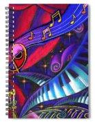Celebration Spiral Notebook