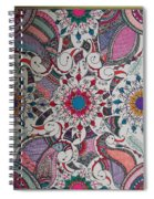 Celebration Of Design Spiral Notebook