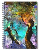 Celebration Of Life Spiral Notebook