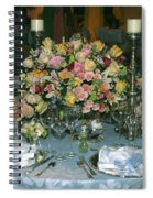 Celebration Table Spiral Notebook