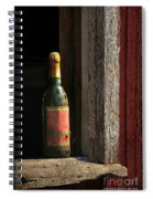 Celebrations Past Spiral Notebook