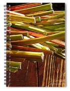 Celery In The Sun Spiral Notebook