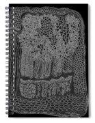 Celery One Spiral Notebook