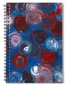 Celestial Bouquet Spiral Notebook
