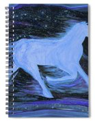 Celestial By Jrr Spiral Notebook