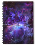 Celestial Goddess Spiral Notebook