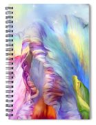 Celestial Goddesses Spiral Notebook