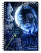 Celestine Spiral Notebook