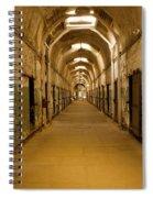 Cell Block 5 Spiral Notebook