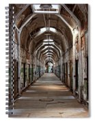 Cell Block One Spiral Notebook