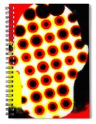 Cell Electrodes Spiral Notebook