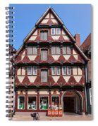 Celle Old Houses Spiral Notebook